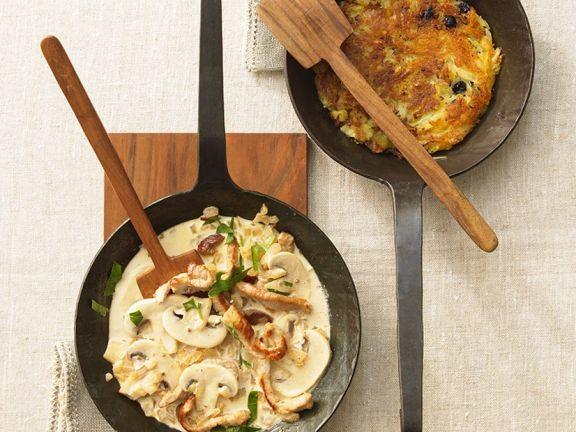 Geschnetzeltes Züricher Art ist ein Rezept mit frischen Zutaten aus der Kategorie Kalb. Probieren Sie dieses und weitere Rezepte von EAT SMARTER!