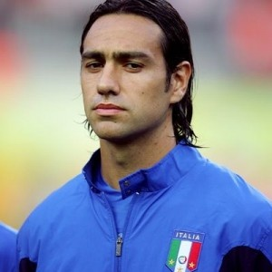 Alessandro Nesta's eyes asking you if you'd really like to hear what he's thinking.