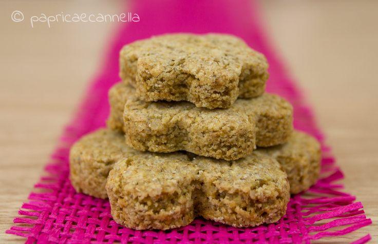 paprica e cannella BLOG: Biscotti con farina di segale integrale