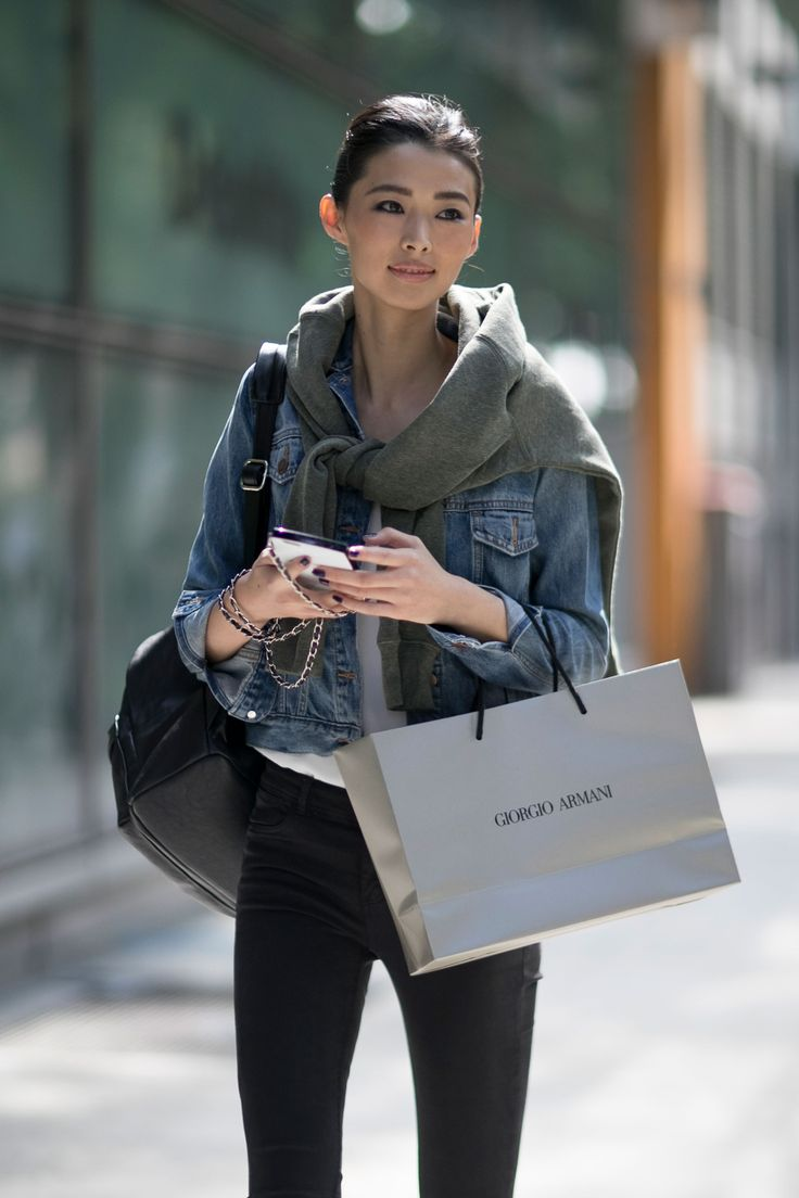 Models Off Duty: MFW A/W 2015 | Fashion, Trends, Beauty ...
