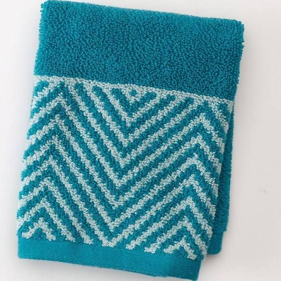 chevron washclothes - Google Search
