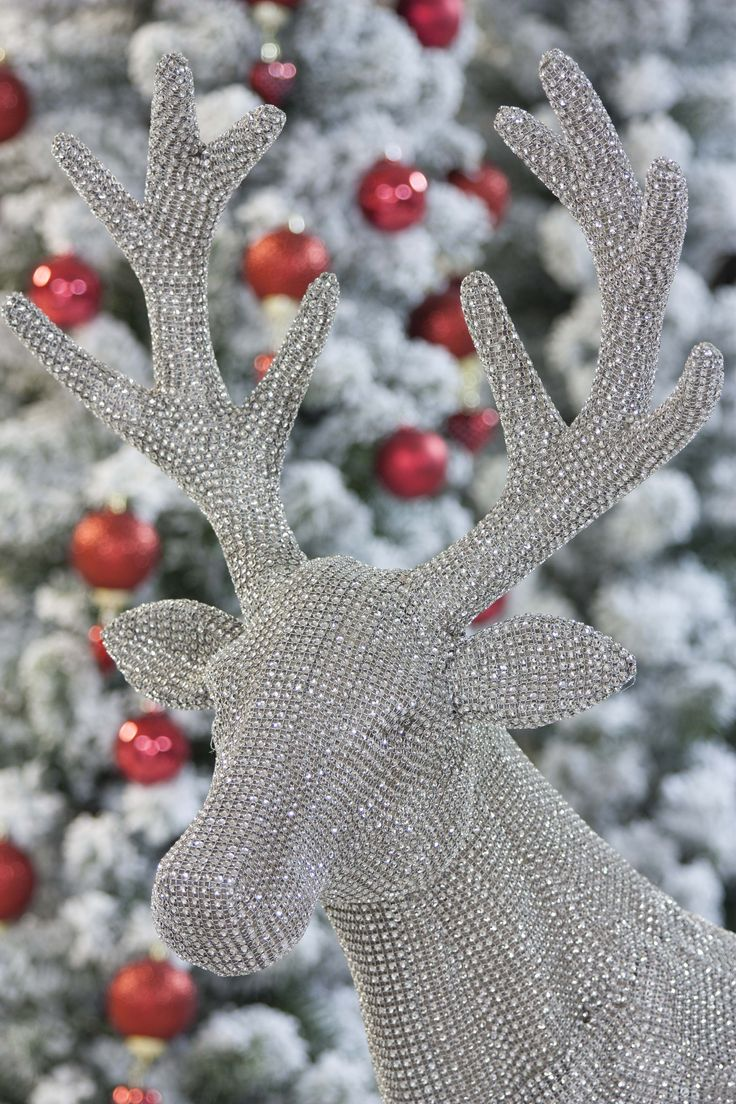 Deer #GreenApple #GAhomestyle #homestyle #christmas #themeddecoration #decoration #gifts #reindeer #elk