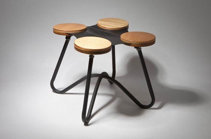 Bate-papo, 2001, design da paulista Flávia Pagotti Silva