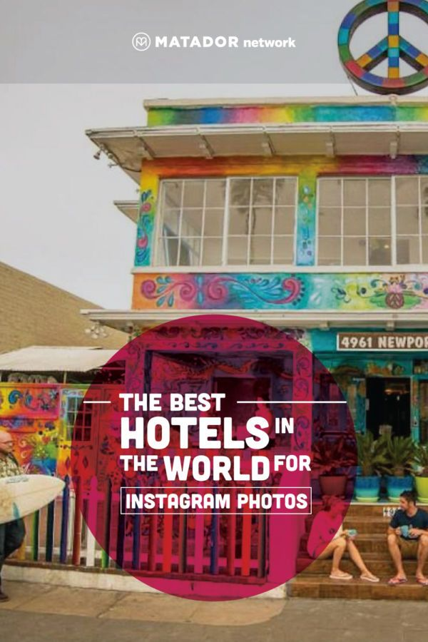 The 10 most Instagrammable hostels in the world