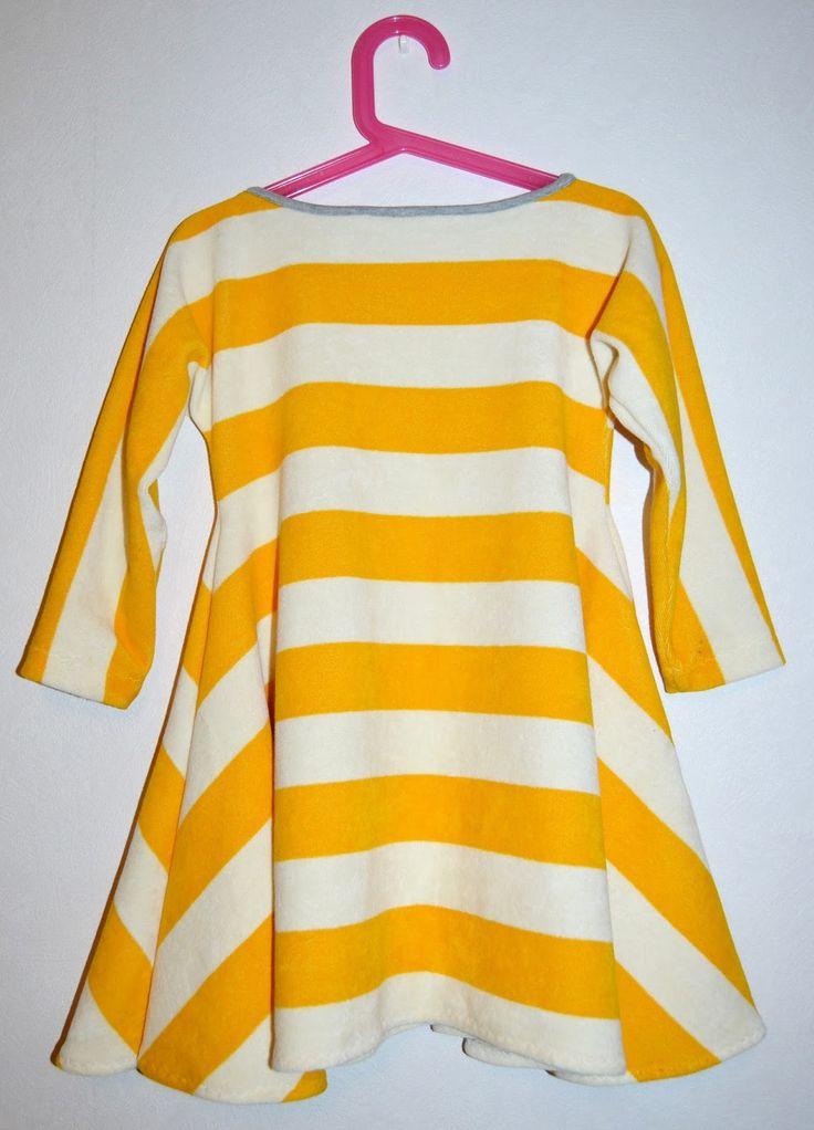 Tyrnifarmarit: A fifteen minute Zero Waste Dress Tutorial
