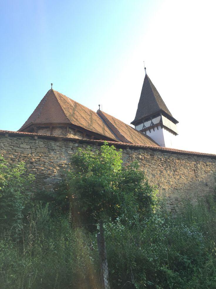 Fortified Church in Transylvania