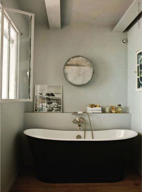 Dream bathtub.