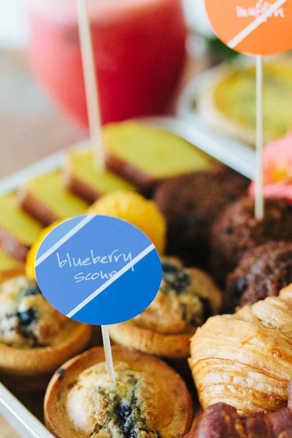 images about DIY Appetizer Place Card Ideas