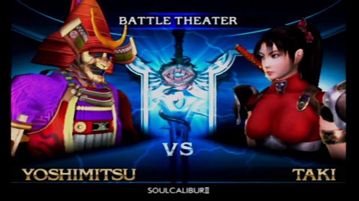 Soul Calibur II Tournament Pool Play - Match 3(All Pools)