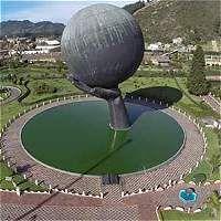 El Parque Jaime Duque visto con el drone de ELTIEMPO