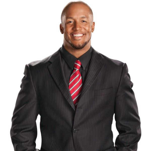 Byron Saxton ❤ liked on Polyvore featuring superstars and wwe