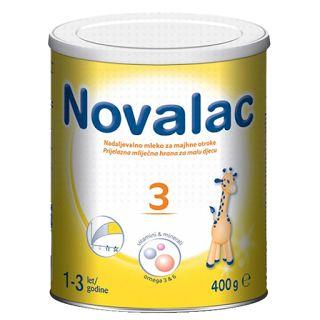 Hướng dẫn sử dụng sữa Novalac cho bé