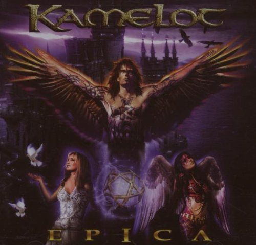US Power/Symphonic Metal with fantastic vocals (Karma is also brilliant): Kamelot - Epica