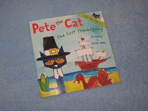 Pete The Cat The First Thanksgiving Summary