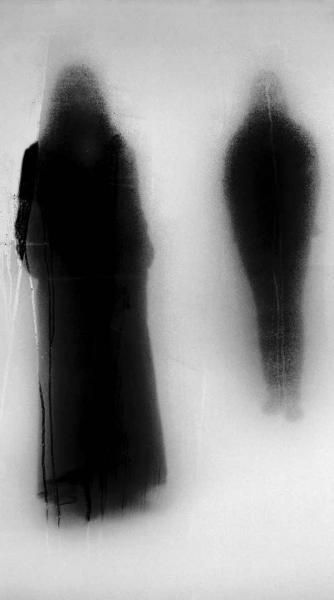 Through a looking glass.  john batho