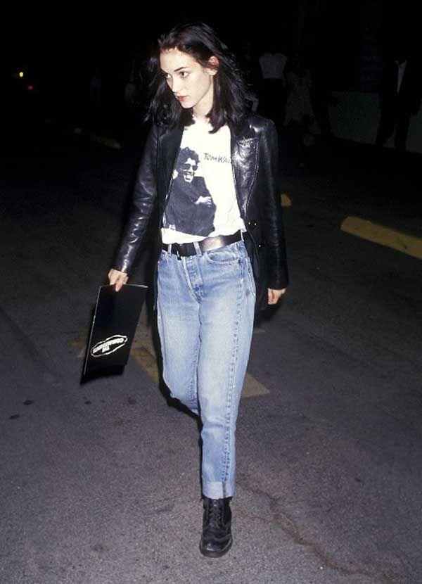 Le Levi's 501 porté par Winona Ryder dans les années 90 - Notre hommage au jean mythique sur Uncle Jeans