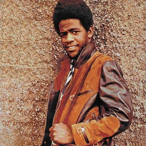 1970s jacket.  I believe this is Rev. Al Green.