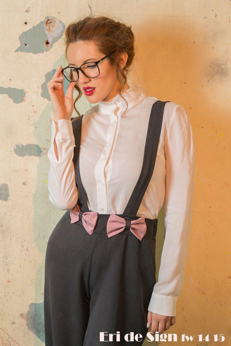 Poetic shirt & baggy trouser <3