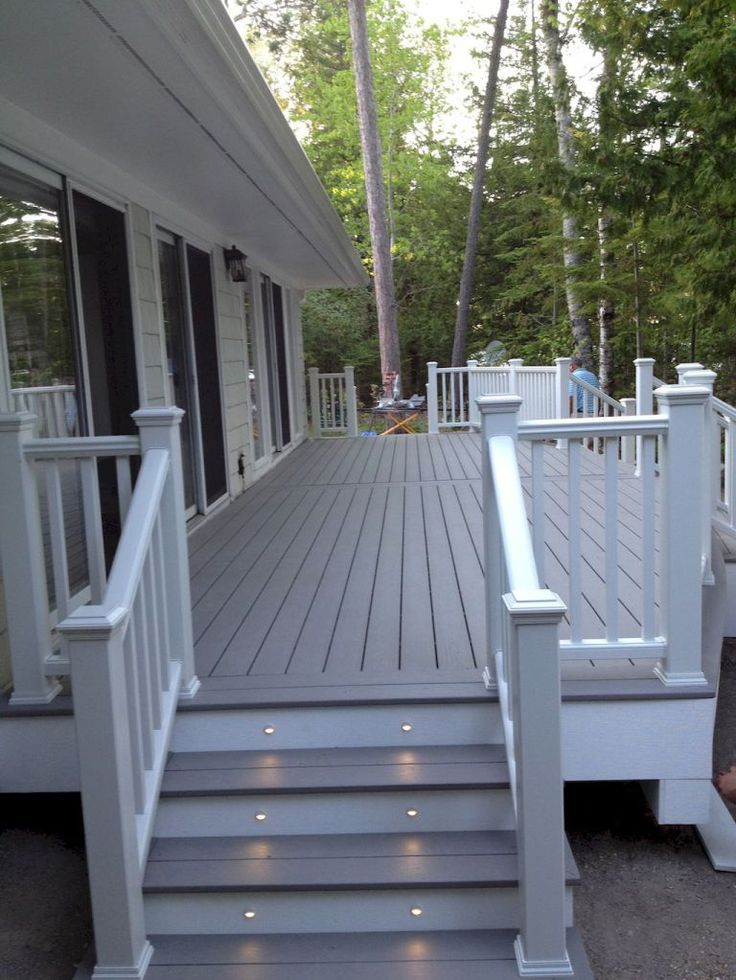 50 deck railing ideas for your home (30 – Joann Bayler