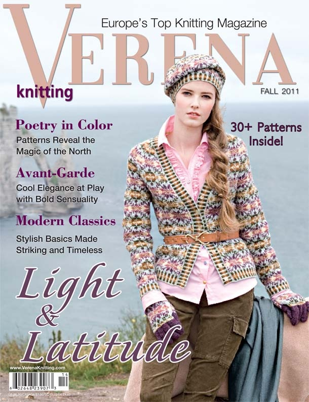 Another good magazine.  I can't find the website for my favorite knitting magazine...still searching...;p