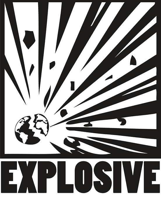 #explosive #quagga