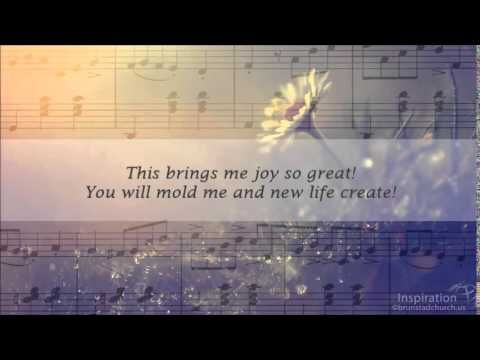 THANK YOU FOR CALLING ME - a fantastic Christian song by Brunstad Christian Church.