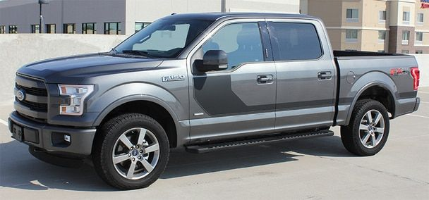 2018 F150 Stripe Package Sideline 2015 2019 2020 3m Or Avery Supreme Or 3m 1080 Volkswagen Routan Classic Trucks Lifted Ford Trucks