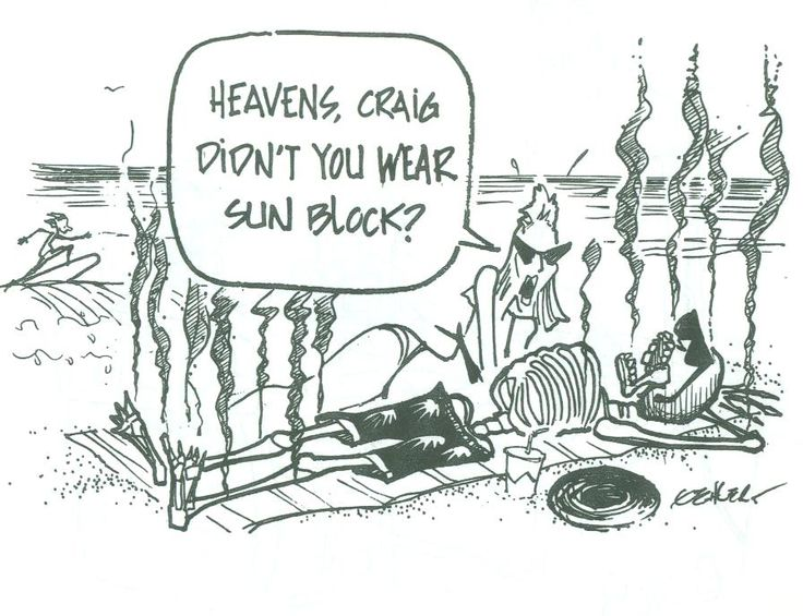 Skin-care Cartoons and Comics - funny pictures from ... |Skin Care Funny Comics