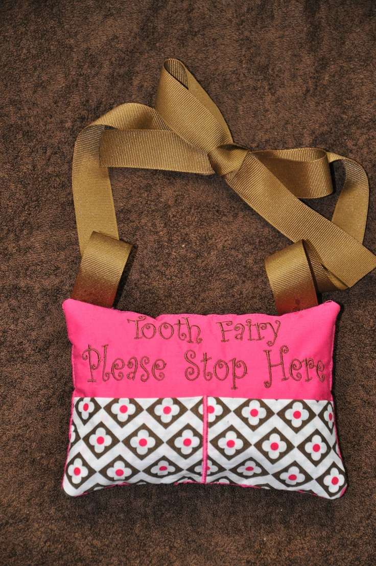Girl Tooth Fairy Pillows & 39 best Pillows tooth fairy images on Pinterest   Tooth fairy ... pillowsntoast.com