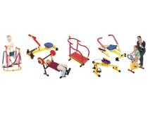 Çocuk Fitness Ekipmanları 7'li http://www.leyleksepeti.com/