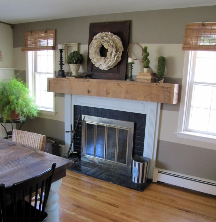 17 Best images about Fireplace Mantel Decor on Pinterest | Fireplaces,  Spring and Fireplace mantels - 17 Best Images About Fireplace Mantel Decor On Pinterest