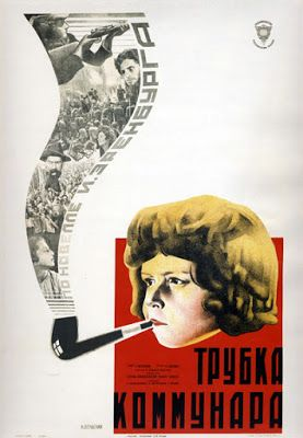 Russian Movie Posters from the 20's and 30's Part 2