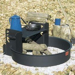 L-32 Mulit-Level Campfire Ring: Campfire Rings: Pilot Rock