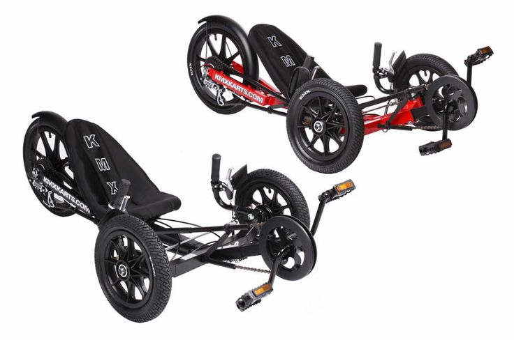 Sturdy and Safe. KMX has a trike for everyone, including kids of all ages and sizes. It fits most children between 4-10 years old. It is incredibly affordable and very durable. Safer than a traditiona