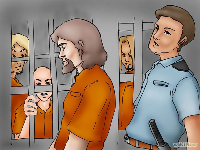 How to Survive in Federal Prison: 20 Steps (with Pictures)