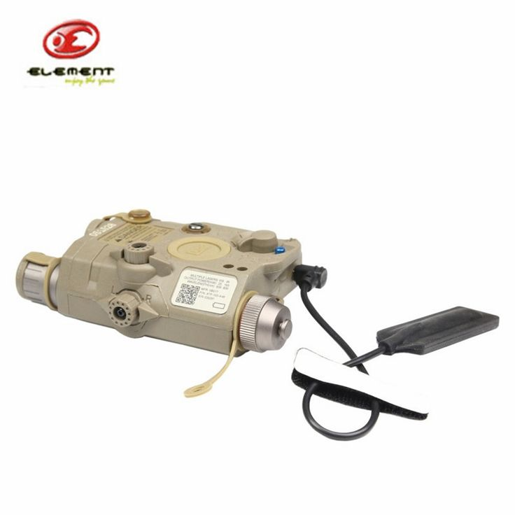 39.84$  Watch here - Element EX396 LA-5 UHP Battery Case with Red Laser IR Lens LED Flashlight DE  Aiming Light Battery Case For Hunting Shooting   #magazineonlinebeautiful