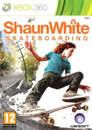 Shaun White Skateboarding sur Xbox 360