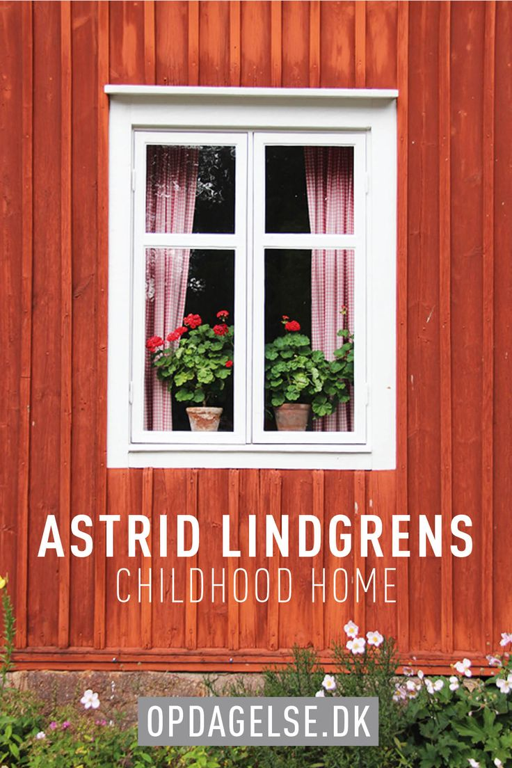 Where to visit Astrid Lindgrens Childhood home