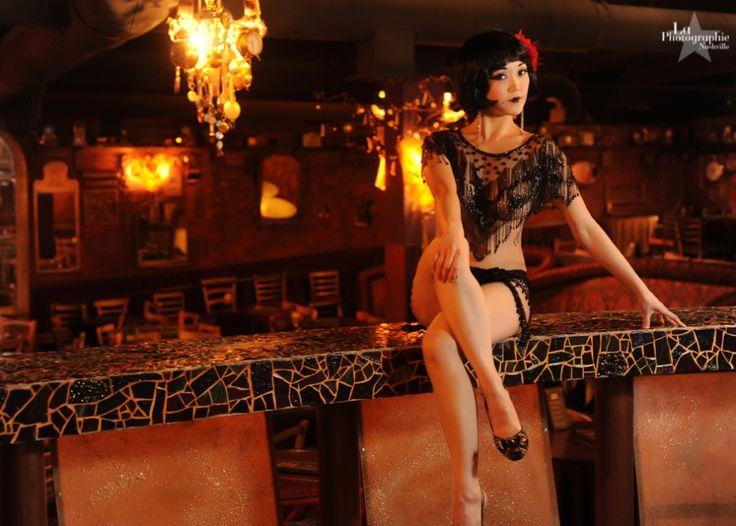 My Burlesque friend/teacher Miss Exotic World 2014, Reigning Queen of Burlesque: Midnite Martini (Denver, CO)