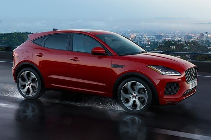 Introducing The 2020 E Pace The First Compact Suv Made By Jaguar A Unique Combination Of Looks Agility And Dynamic Driving Learn M Jaguar Suv Jaguar E Suv