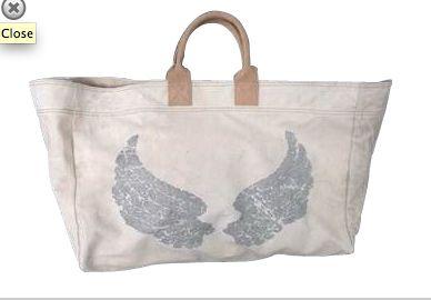 Canvas Beach-Bag