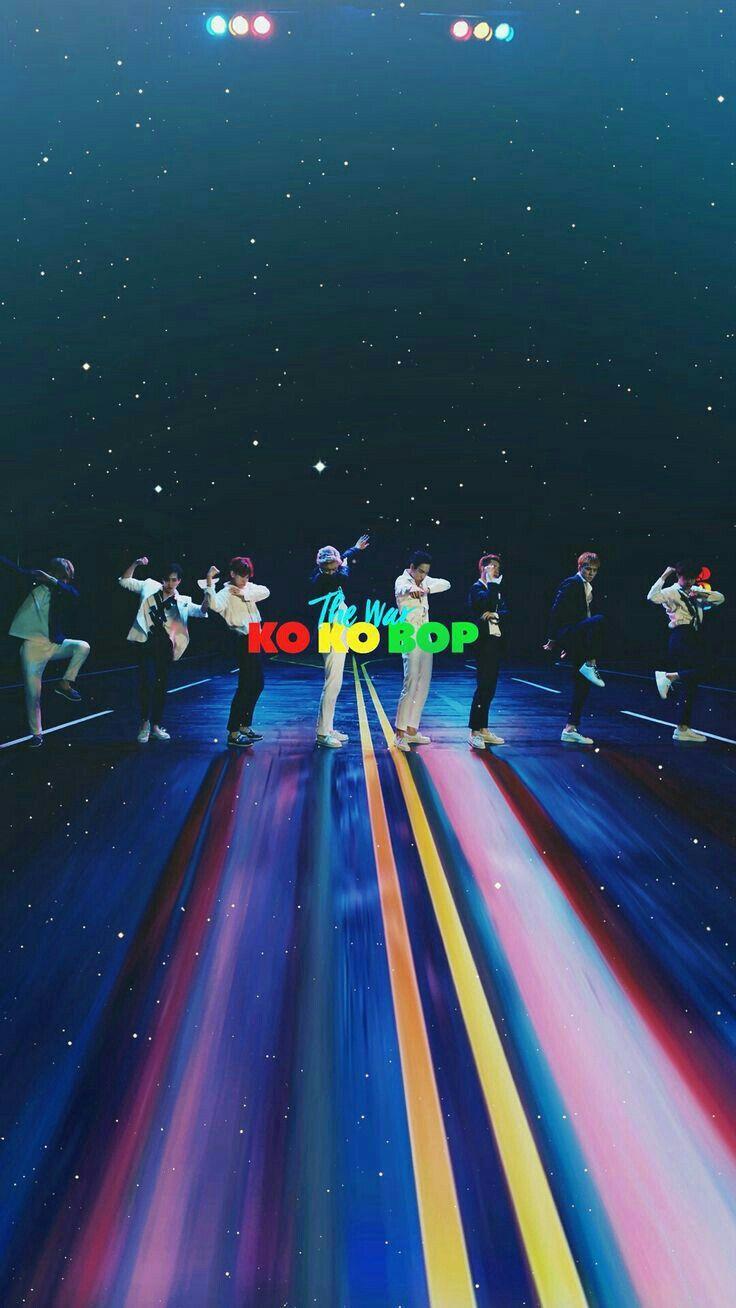 #exo #kokobop #thewar