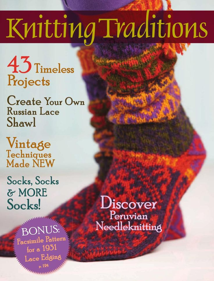Knitting traditions 2010-peruvian knitting-page 54-55 and more    knittting maglia tricot