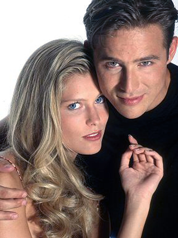 Jan und Julia gespielt von Andreas Brucker und Valerie Niehaus #VerboteneLiebe l Foto: © ARD/Anja Glitsch