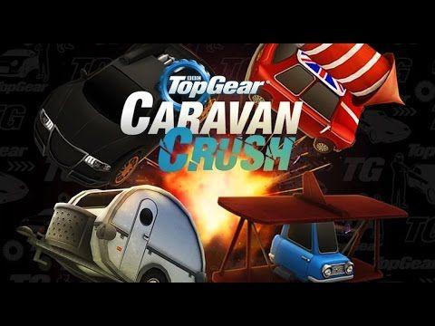 Top Gear Caravan Crush Gameplay Сar Game