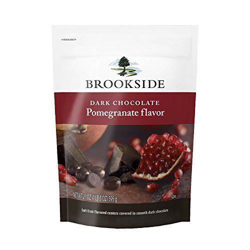 Brookside Dark Chocolate Candy, Pomegranate, 21 Ounce - http://bestchocolateshop.com/brookside-dark-chocolate-candy-pomegranate-21-ounce/