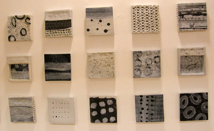 Petra Bittl, porcelain-tiles
