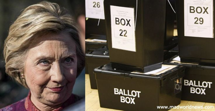 Although the election is over, the Democrats aren't giving up in their efforts to steal the presidency from Donald Trump. Hillary Clinton has joined Jill Sten's effort to overturn Trump's win, and the recount starts today. While many Republicans are laughing off the Democrats' last-ditch efforts, more details have just emerged about the true intentions of the recount, which is nothing short of chilling.