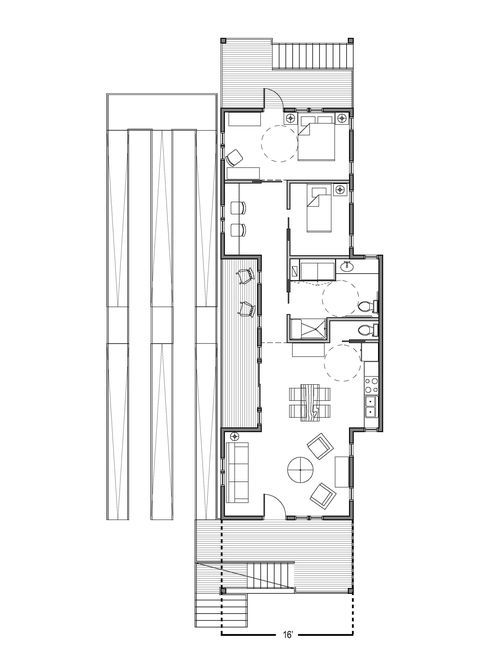 44 best home designs images on pinterest small homes for Small house design contest winners
