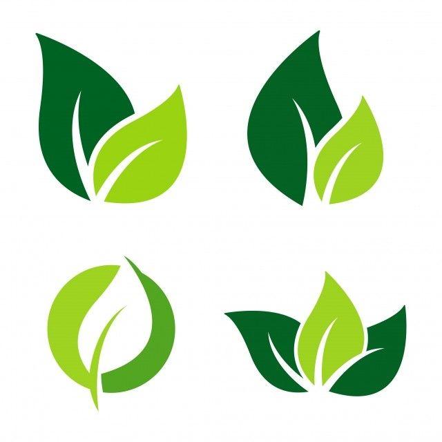 Leaf Logo Icon Design Template Vector Health Clipart Logo Icons Leaf Icons Png And Vector With Transparent Background For Free Download Leaf Logo Nature Logo Design Logo Icons